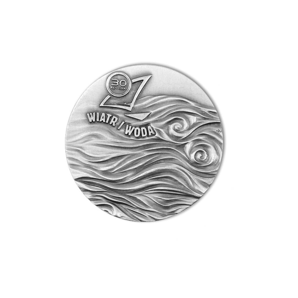 Medaile s litých kovů pro nakladatelství a veletrh, od MCC Metal Casts