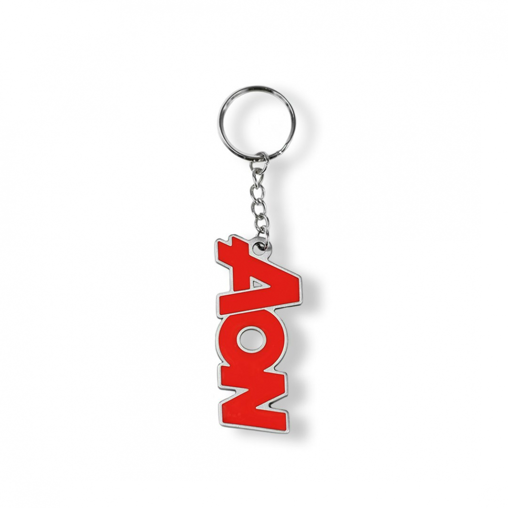 Reklamní klíčenky MCC Metal Casts - klíčenka prolamovaná
